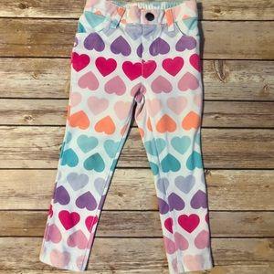 💗💜Elastic waist stretch pants EUC
